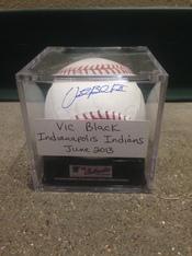 NWL Vic Black Baseball